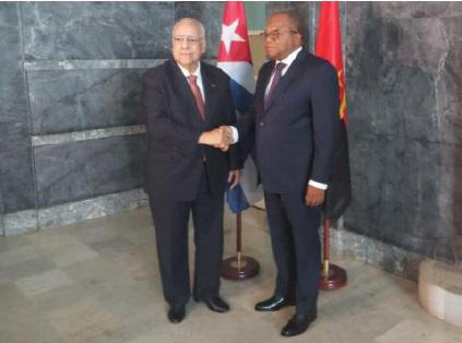 Angola and Cuba to expand economic ties