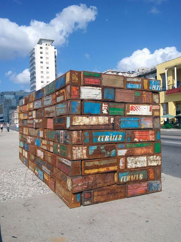 Escenarios artísticos en el Malecón