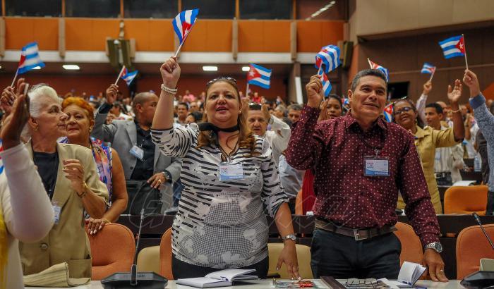 Declaración de solidaridad internacional de la Central de Trabajadores de Cuba en el XXI Congreso
