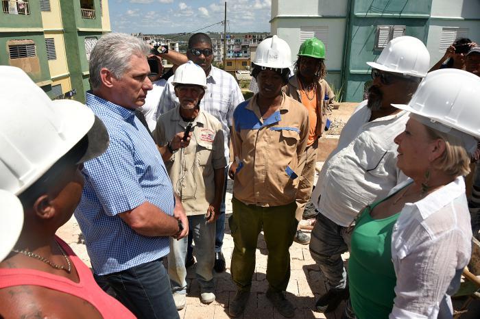 Visita gubernamental a Matanzas permite analizar problemas y soluciones