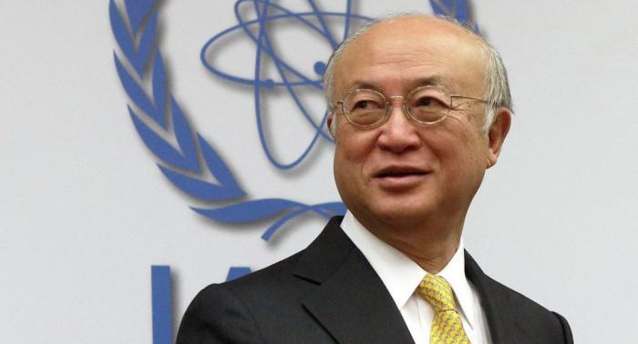 Visitará Cuba director general del Organismo Internacional de la Energía Atómica