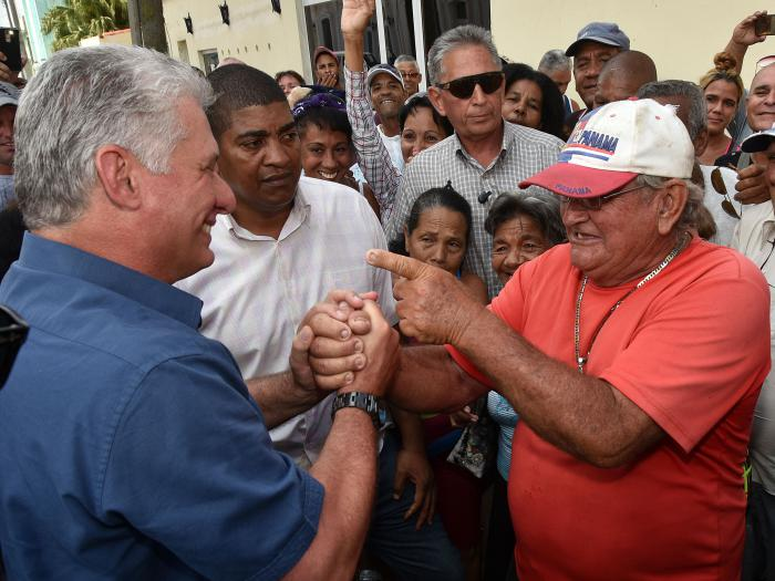 Cuba: concluyó visita gubernamental a la provincia de Villa Clara