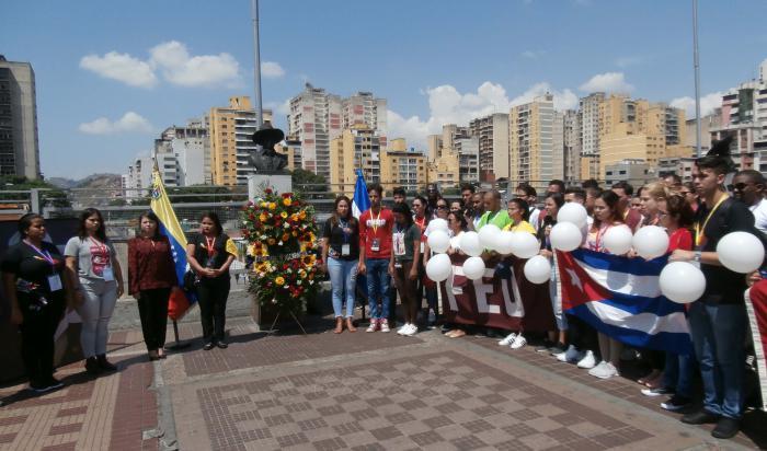 Jóvenes aseguran continuidad de fuerzas progresistas en Latinoamérica