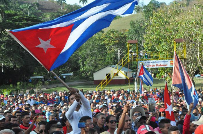 Bandera Cubana Declaración del Ministerio de Relaciones Exteriores