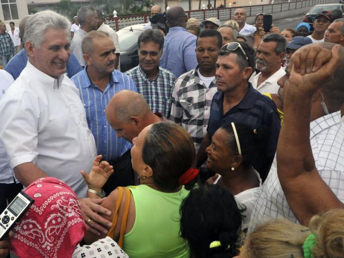 Visita gubernamental a Pinar del Río vive hoy su segunda jornada (+Fotos)