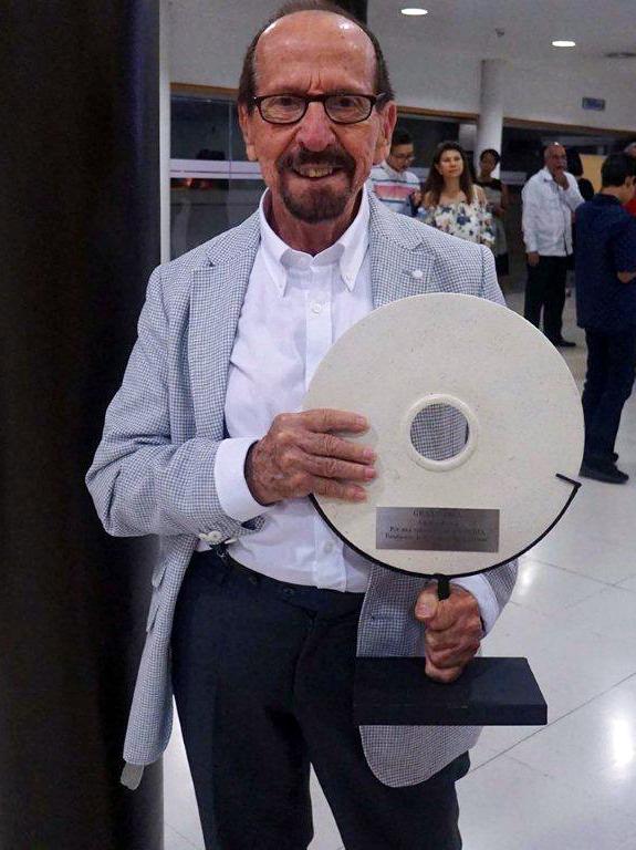 Grand Prix Fundación Alicia Alonso para Adolfo Roval