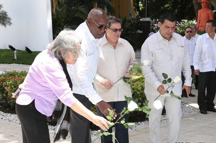 Canciller cubano felicita a Daniel Ortega y al pueblo de Nicaragua