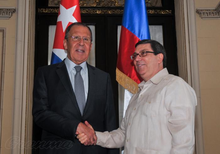 Cuba y Rusia miran con optimismo hacia el futuro de las relaciones bilaterales