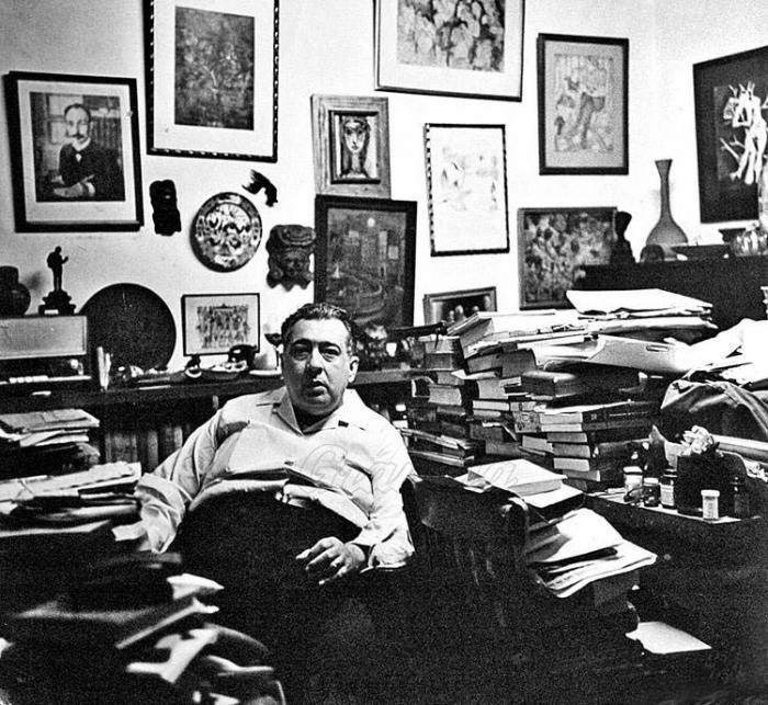 José Lezama Lima.