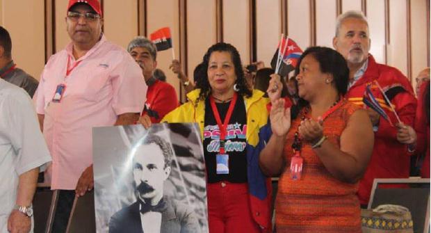Delegados e invitados al xxv Encuentro del fsp celebraron la gesta gloriosa del 26 de Julio  de 1953.