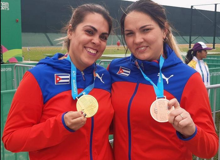 Cuba con medalla de oro y récord panamericano en competencia de Tiro