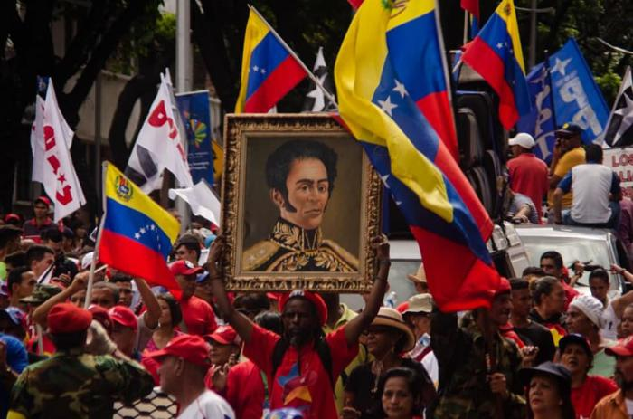 Llama Foro de Sao Paulo a contraponer Doctrina Bolívar a la Doctrina Monroe