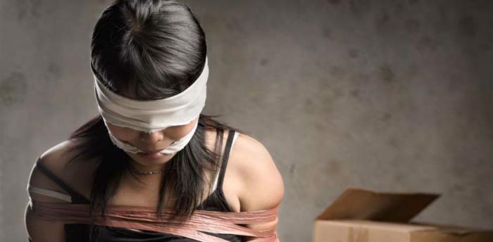 Se triplica cifra de niños víctimas de la trata de personas