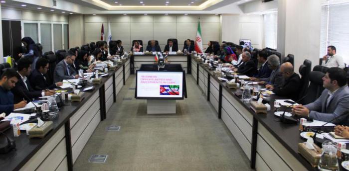 Cuba e Irán interesadas en estrechar vínculos económicos y comerciales