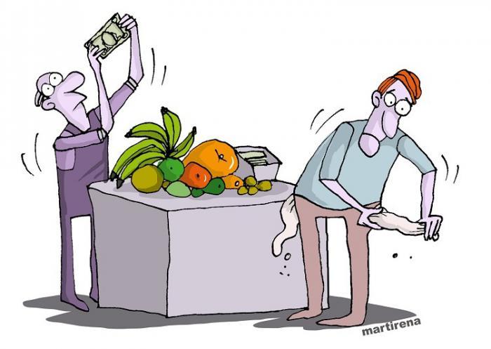 Los altos precios de productos agrícolas