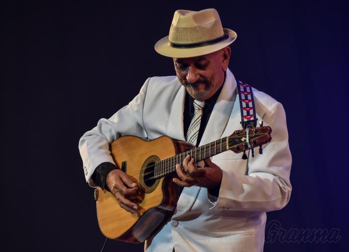 Hoy, concierto online de Pancho Amat y su Cabildo del Son