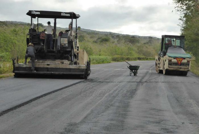 Para 2020 se debe incrementar la cantidad de asfalto destinado a la Carretera Central.