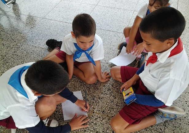 A partir del 2 de septiembre más de 1,7 millones de niños, adolescentes y jóvenes cubanos estarán en las aulas.