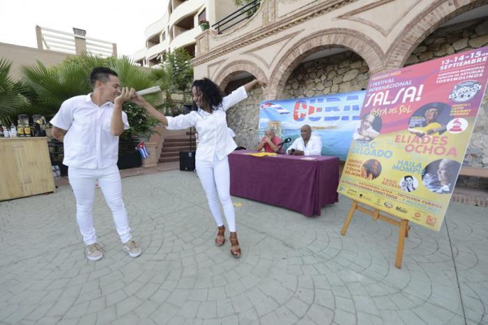 Primer Festival Internacional de Salsa Costa del Sol en