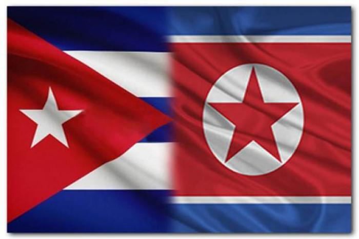Raul and Diaz-Canel congratulate DPRK on its 71st anniversary