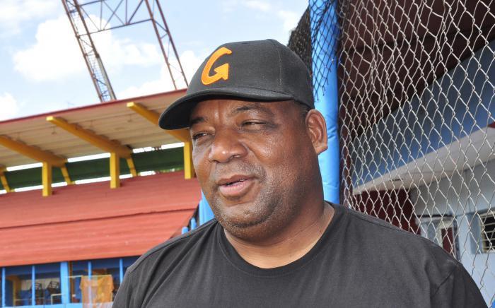 Eduardo Pavó, mentor de Guantánamo, 59 Serie Nacional de béisbol.