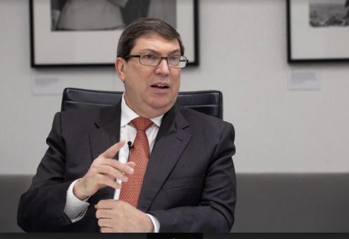 Bruno Rodríguez: Las sanciones de EE. UU. parecen más un estado de guerra que la relación entre una potencia y una isla pequeña