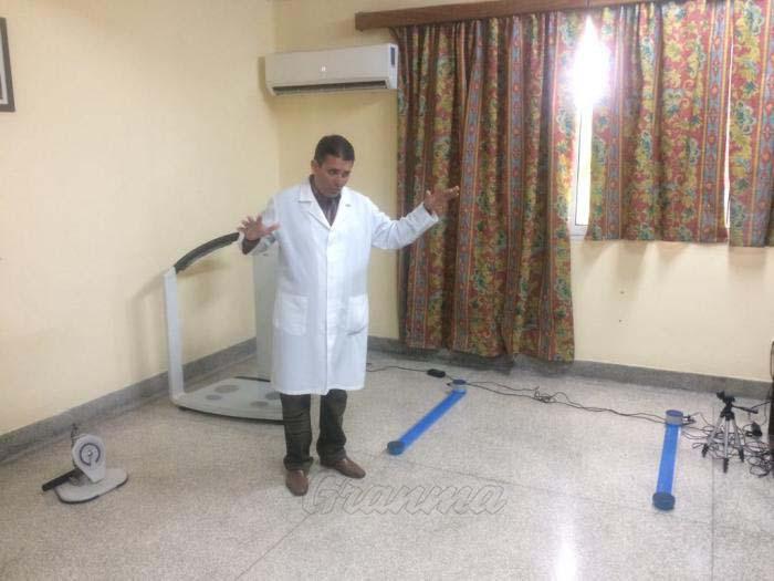 Inauguran en Cuba primera Unidad de Desempeño Físico para personas mayores.