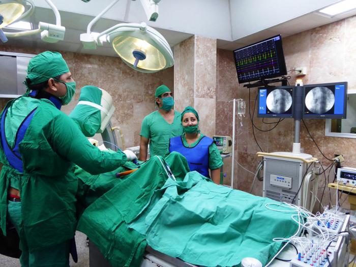 Cuba holds International Congress Cardiovilla 2019