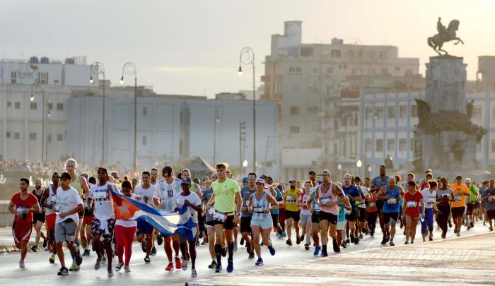 Confirmados hasta la fecha más de cuatro mil participantes en Marabana 2019