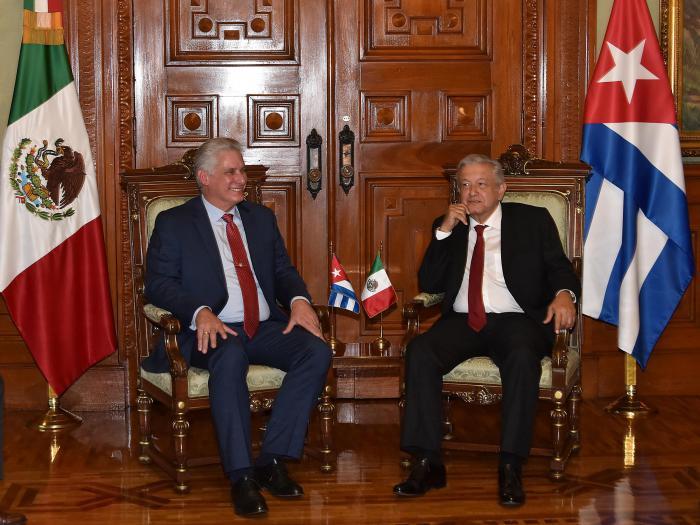 Cuba y México fortalecen lazos de hermandad y cooperación