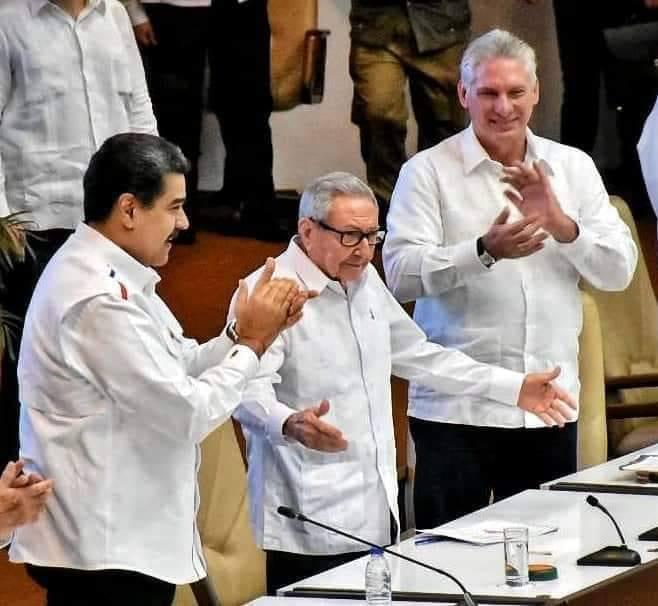 Convoca Presidente cubano a trabajar por un mundo mejor en clausura de Encuentro Antimperialista
