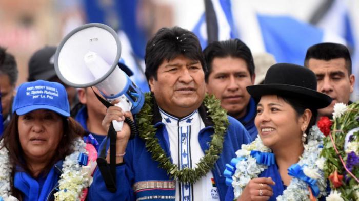 «La unidad siempre será la derrota de los vendepatrias», afirma Evo Morales.