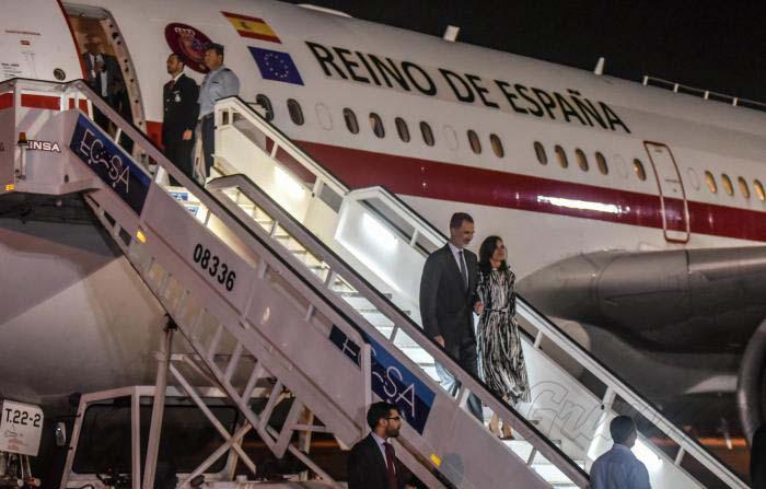 Llegan los Reyes a Cuba
