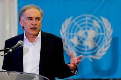 Enviado de ONU comienza gestiones por pacificación en Bolivia