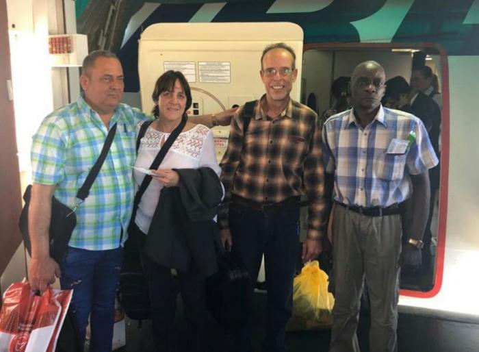 Camino a la Patria colaboradores cubanos detenidos en Bolivia