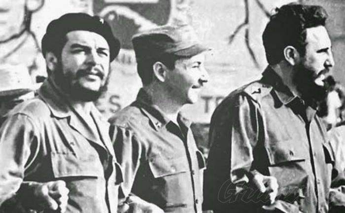 Fidel, junto al Che y Raúl, bregó y luchó por la indispensable unidad de Nuestra América frente al imperialismo estadounidense. foto: archivo de granma