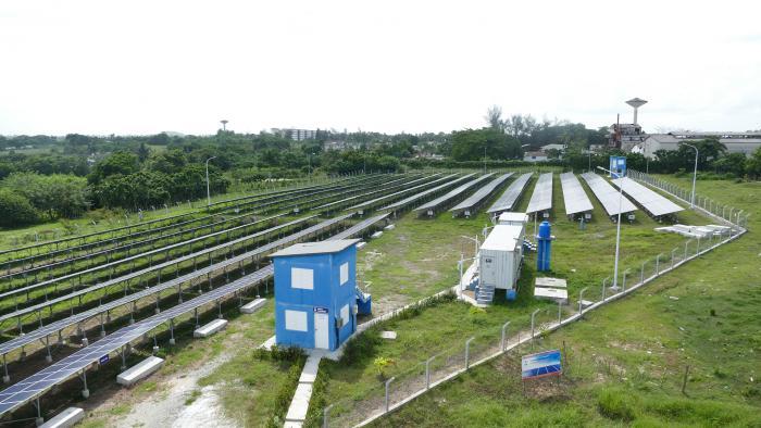 La première université verte à Cuba sur la base des technologies environnementales
