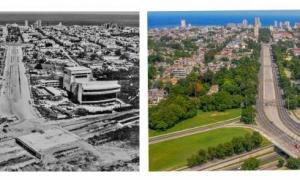 Contrastes de la Ciudad en su aniversario 500