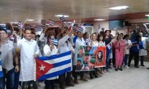 La colaboración médica cubana en Bolivia comenzó en 1985. Como resultado de este vínculo, 17 684 profesionales de la salud han brindado su aporte en ese hermano país, donde se han realizado 73 330 447 consultas.