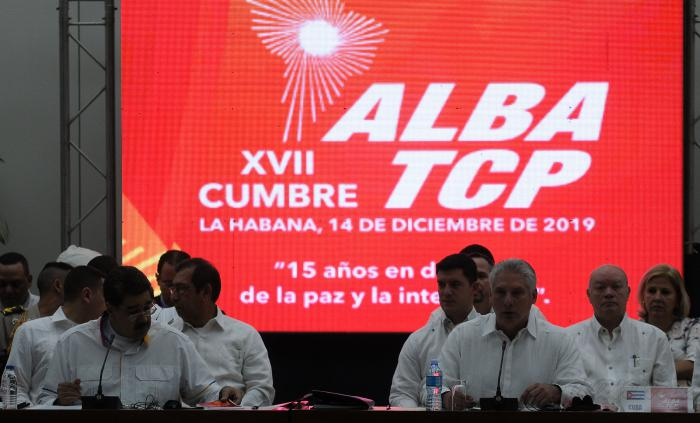 Díaz-Canel: Afiancemos al ALBA-TCP como plataforma de coordinación política y defensa de la independencia