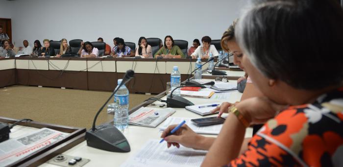 Comisión Atención a la juventud, la niñez y la igualdad de derechos de la mujer.