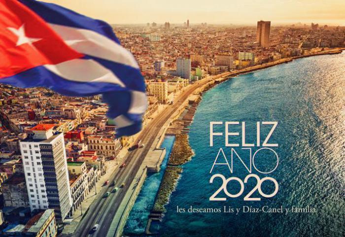 Felicitación del Presidente Cubano