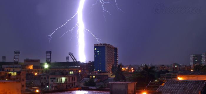 Los rayos provocan más muertes en Cuba que los ciclones