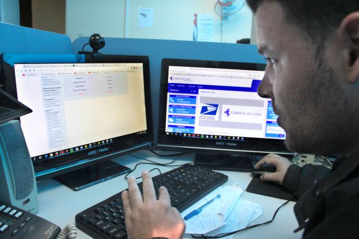 A través de su sitio web www.correos.cu y su aplicación (APK) para teléfonos celulares, el GECC ha iniciado la tercera etapa del comercio electrónico con el servicio de giros nacionales.