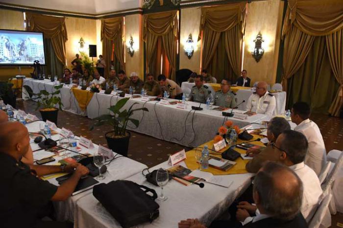 Cuba reafirma su compromiso con el respeto y cumplimiento del Derecho Internacional Humanitario