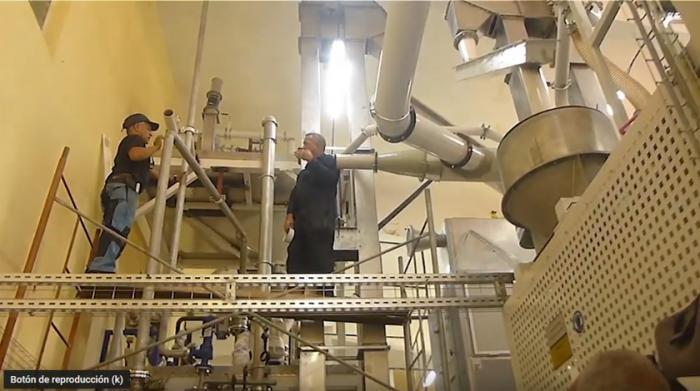 Próxima a concluir modernización de la única fábrica de chocolate de Cuba