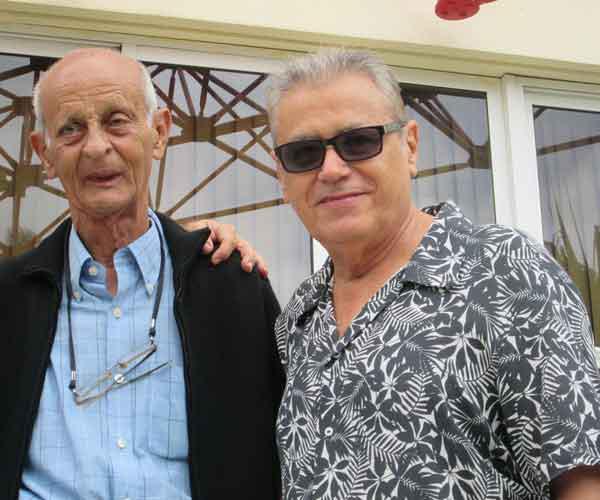 Confieren a Paco Prats y Senel Paz el Premio cubano de Cine