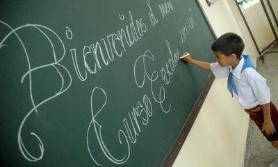 Evalúan en Camagüey preparativos para reinicio del curso escolar 2019-2020