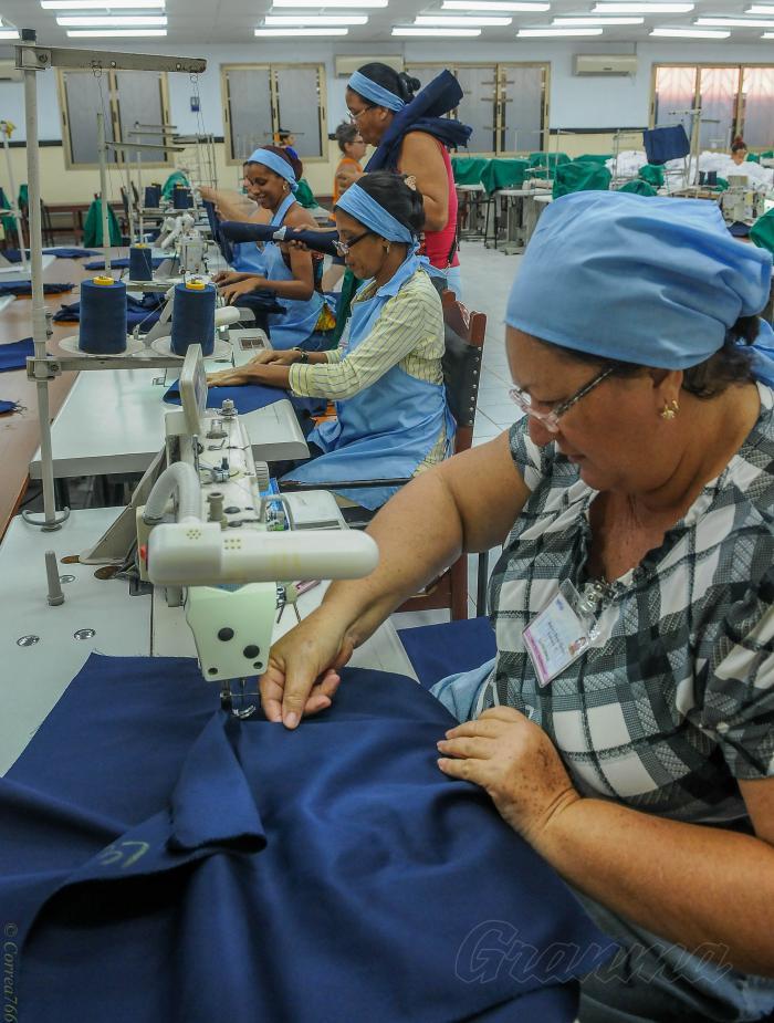 Proteccion laboral en Cuba,en tiempos de Covid-19. F0164709