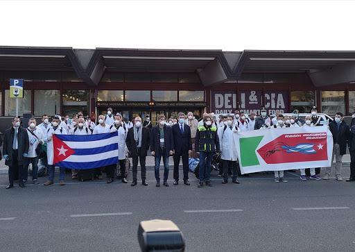 Agradece Partido Comunista de Italia a Raúl y Díaz-Canel colaboración médica en Lombardía